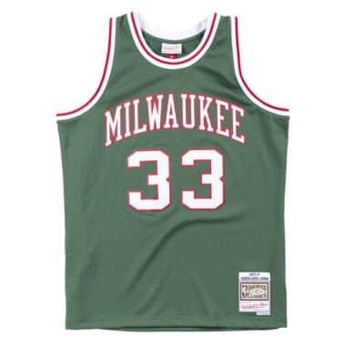 sale retailer 7f642 7e418 Milwaukee Bucks Throwback Apparel & Jerseys | Mitchell ...
