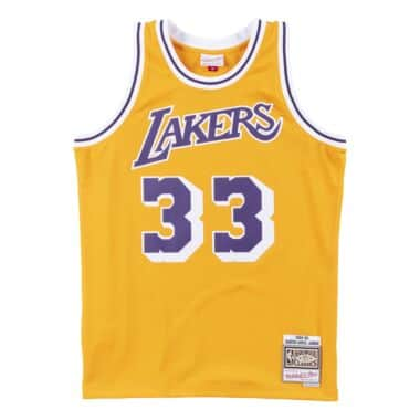 official photos 214fa 1571b Kareem Abdul-Jabbar Collection from Mitchell & Ness Mitchell ...