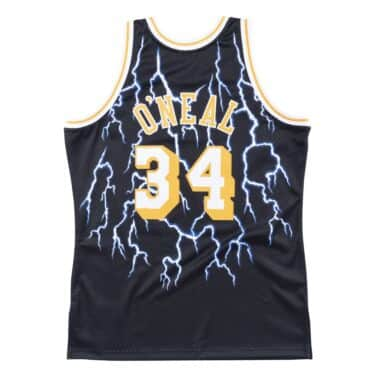 9efccf293 Los Angeles Lakers Throwback Apparel & Jerseys | Mitchell & Ness ...