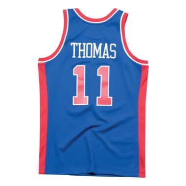 on sale ba6b7 eb5c3 Detroit Pistons Throwback Apparel & Jerseys | Mitchell ...