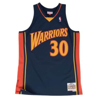 sale retailer f0fb0 eeea1 Golden State Warriors Throwback Apparel & Jerseys | Mitchell ...