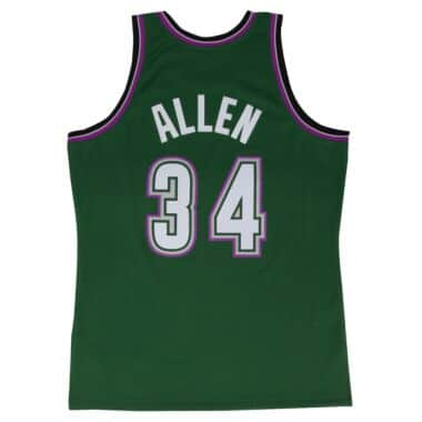 sale retailer f071e 196d1 Swingman Jersey Milwaukee Bucks 1996-97 Ray Allen