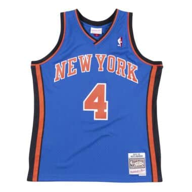official photos d7447 42e44 New York Knicks Throwback Apparel & Jerseys | Mitchell ...