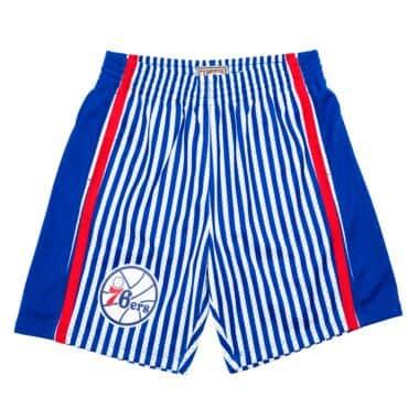 Striped Swingman Short Philadelphia 76ers 2000-01