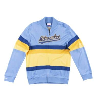 new style 07bd3 f76e3 Milwaukee Brewers Throwback Apparel & Jerseys   Mitchell ...