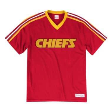 online retailer 9f065 b6a39 Kansas City Chiefs Throwback Apparel & Jerseys | Mitchell ...