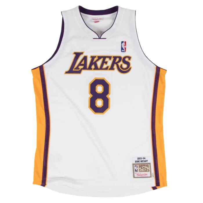 Kobe Bryant Authentic Jersey 2003-04 Los Angeles Lakers