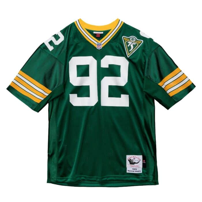 Authentic Reggie White Green Bay Packers 1993 Jersey