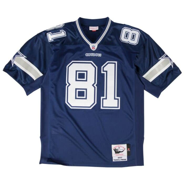Terrell Owens Authentic Jersey 2007 Dallas Cowboys