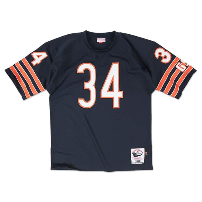 Walter Payton 1985 Authentic Jersey Chicago Bears