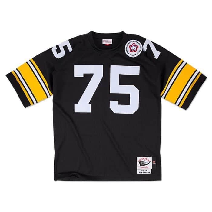 Joe Greene 1975 Authentic Jersey Pittsburgh Steelers