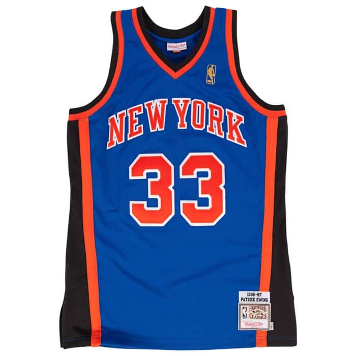 Patrick Ewing 1996-97 Authentic Jersey New York Knicks