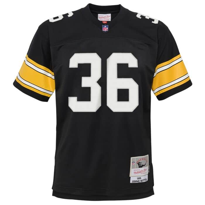 Legacy Jerome Bettis Pittsburgh Steelers Jersey