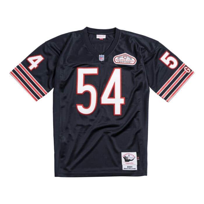 brian urlacher chicago bears jersey