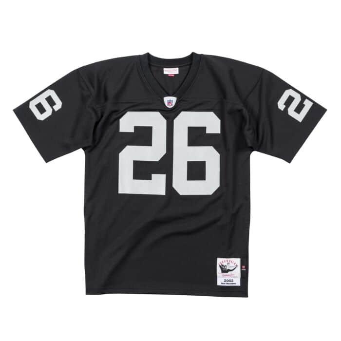 Rod Woodson 2002 Authentic Jersey Oakland Raiders