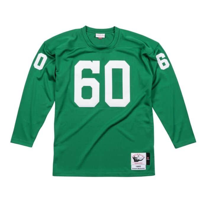 Chuck Bednarik 1960 Authentic Jersey Philadelphia Eagles