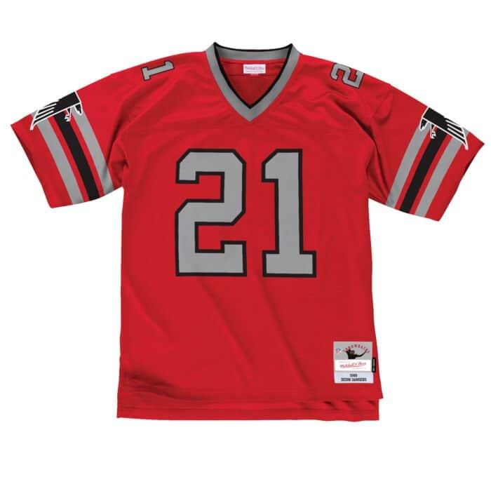 Deion Sanders 1989 Atlanta Falcons Legacy Jersey