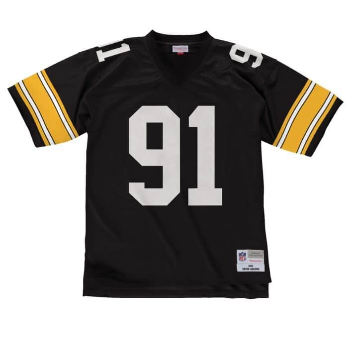 Kevin Greene 1993 Pittsburgh Steelers Legacy Jersey