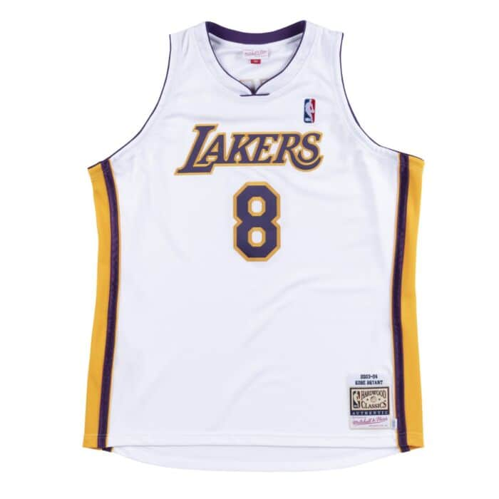 Authentic Jersey Los Angeles Lakers Alternate 2003-04 Kobe Bryant
