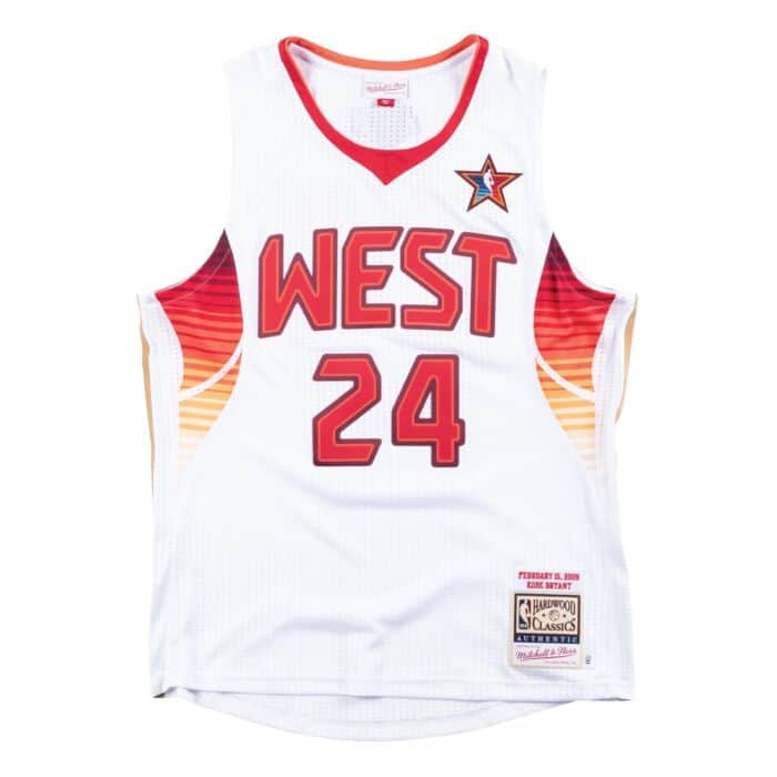Authentic Jersey All-Star West 2009 Kobe Bryant