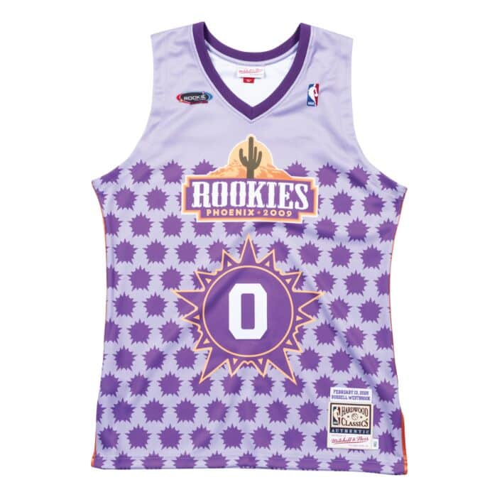 Authentic Jersey Rookie Team 2009 Russell Westbrook