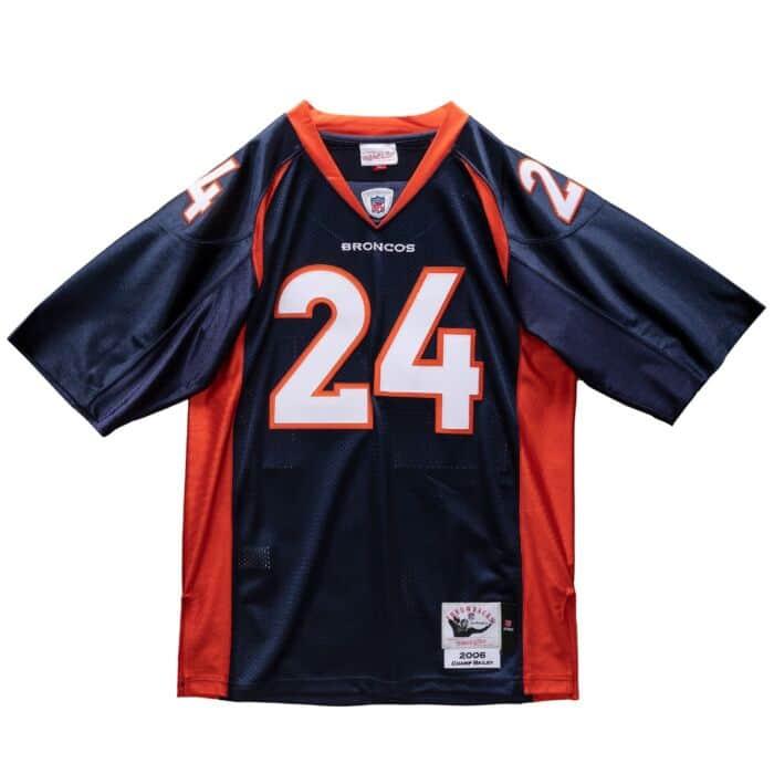 Authentic Jersey Denver Broncos 2006 Champ Bailey