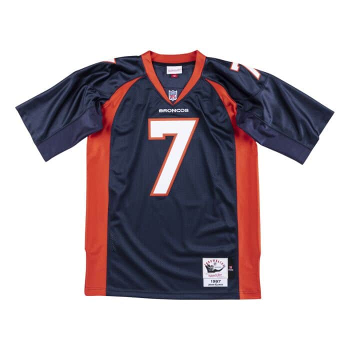 Authentic Jersey Denver Broncos 1997 John Elway
