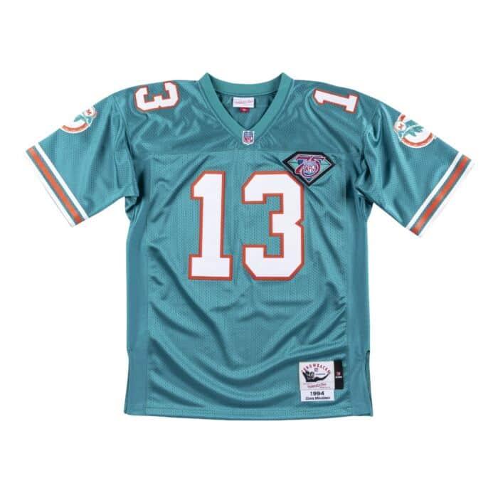 Authentic Jersey Miami Dolphins 1994 Dan Marino