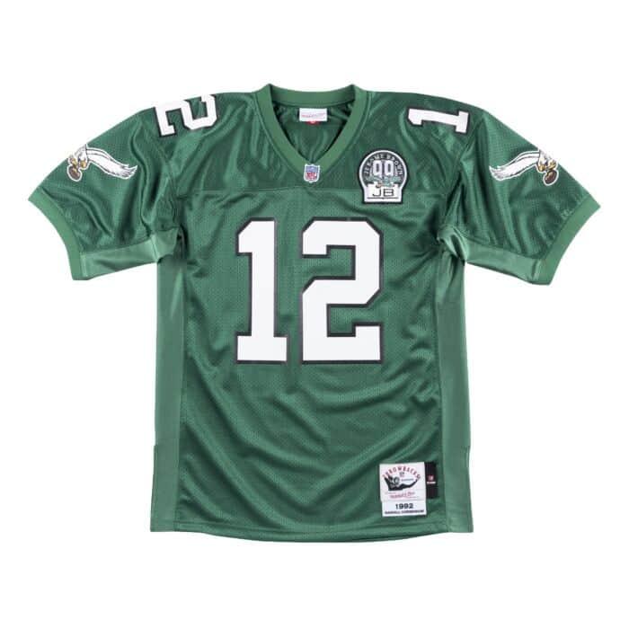 Authentic Jersey Philadelphia Eagles 1992 Randall Cunningham