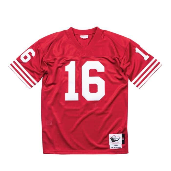 Authentic Joe Montana San Francisco 49ers Jersey