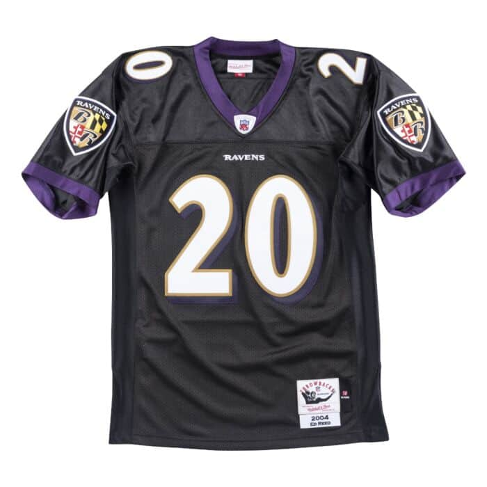 Authentic Jersey Baltimore Ravens 2004 Ed Reed