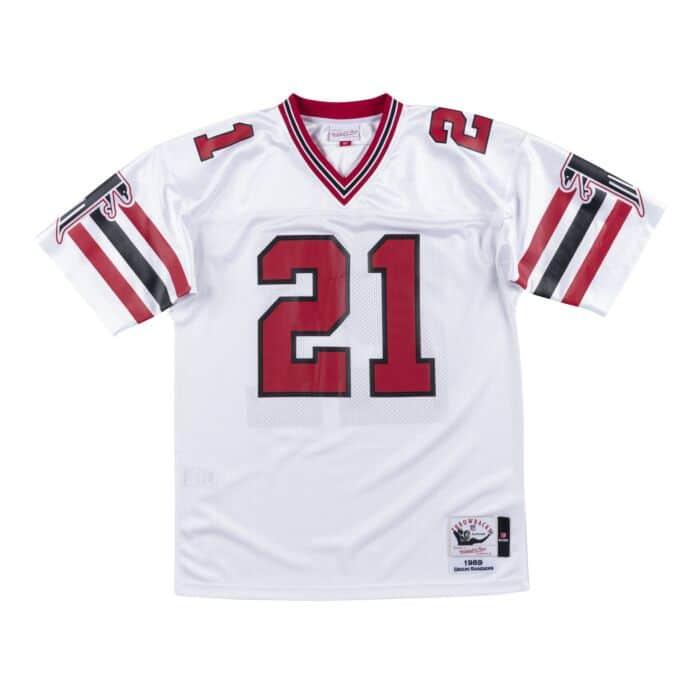 Authentic Jersey Atlanta Falcons 1989 Deion Sanders