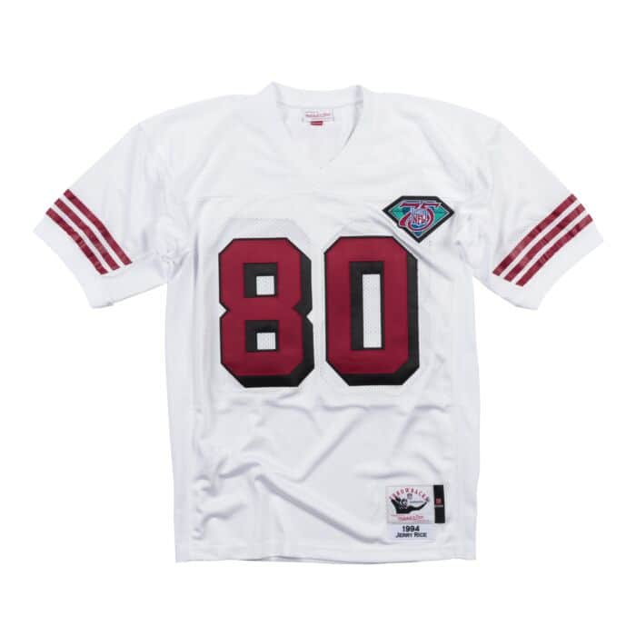 Authentic Jerry Rice San Francisco 49ers Jersey