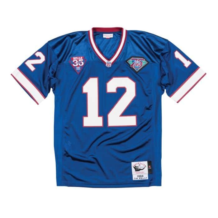 Authentic Jim Kelly Buffalo Bills 1994 Jersey