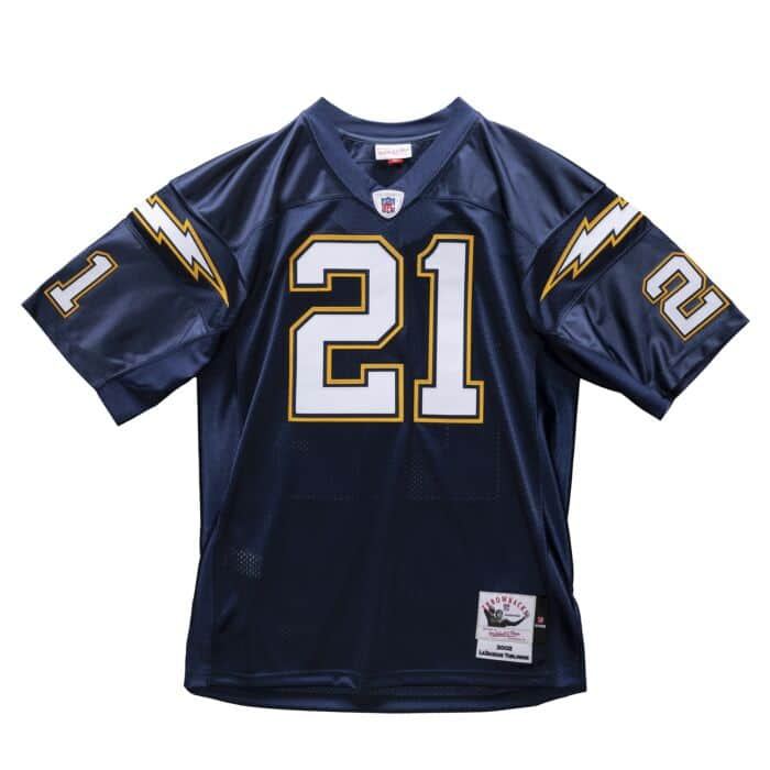 Authentic Ladainian Tomlinson San Diego Chargers 2002 Jersey