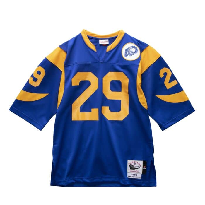 Authentic Eric Dickerson Los Angeles Rams 1985 Jersey