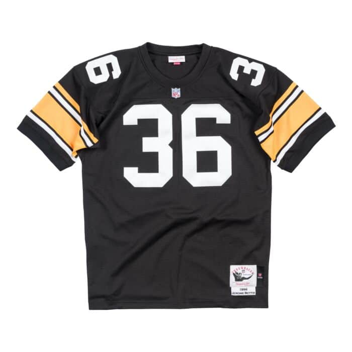 Authentic Jerome Bettis Pittsburgh Steelers Jersey