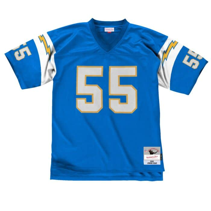 Legacy Jersey San Diego Chargers 2002 Junior Seau