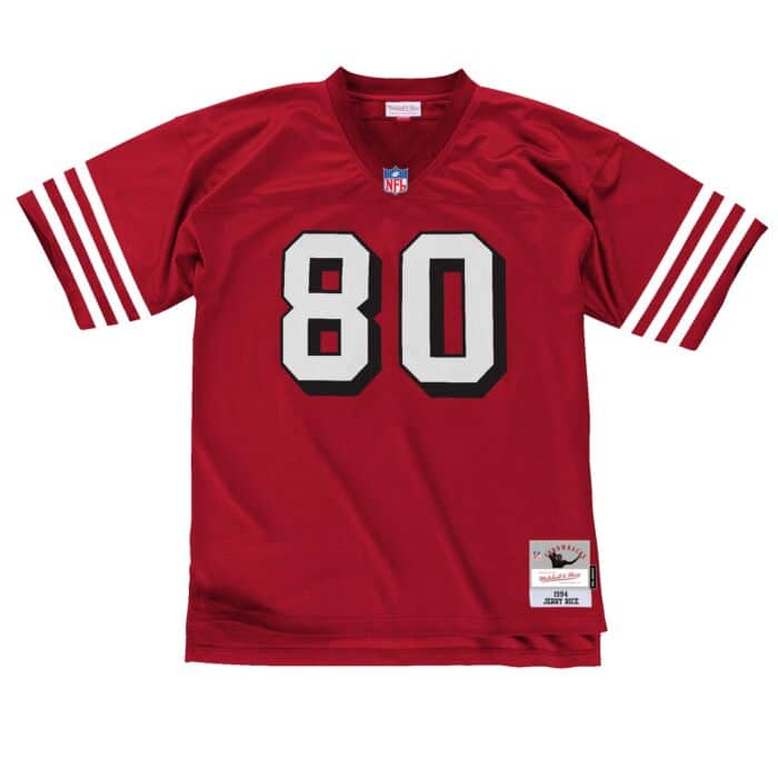 Legacy Jerry Rice San Francisco 49ers 1994 Jersey
