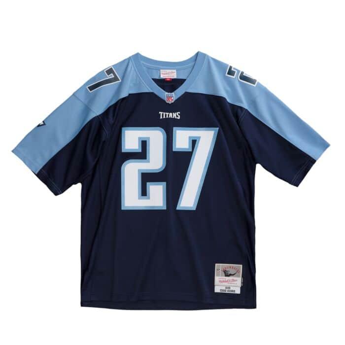 Legacy Eddie George Tennessee Titans 1999 Jersey