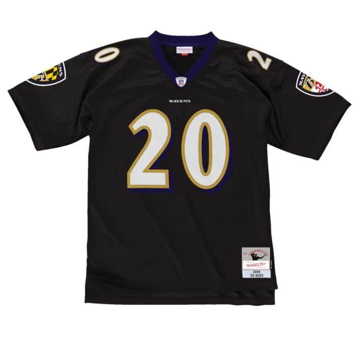 Legacy Jersey Baltimore Ravens 2004 Ed Reed
