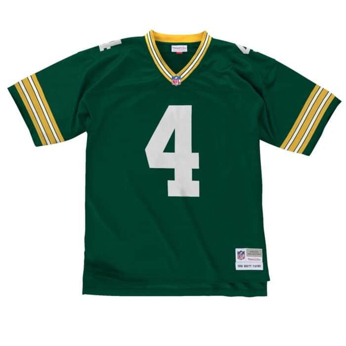 Legacy Jersey Green Bay Packers 1996 Brett Favre