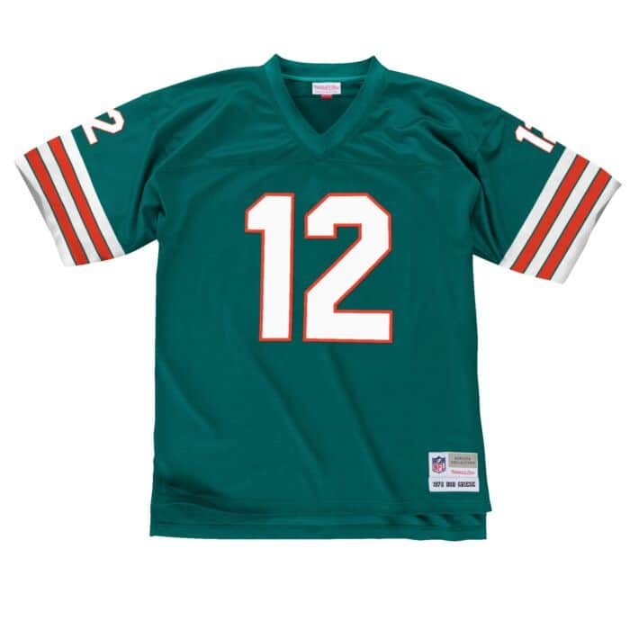 Legacy Bob Griese Miami Dolphins 1972 Jersey