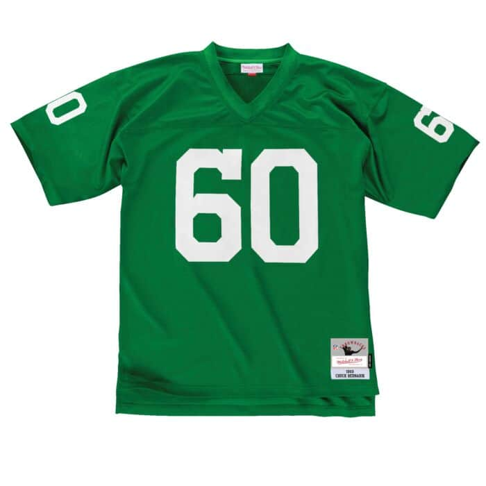 Legacy Chuck Bednarik Philadelphia Eagles 1960 Jersey
