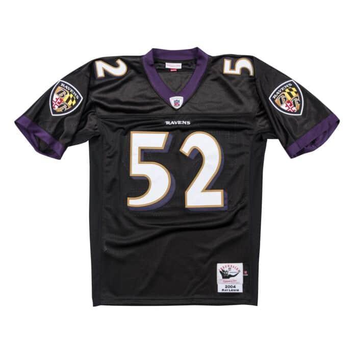Legacy Jersey Baltimore Ravens 2004 Ray Lewis