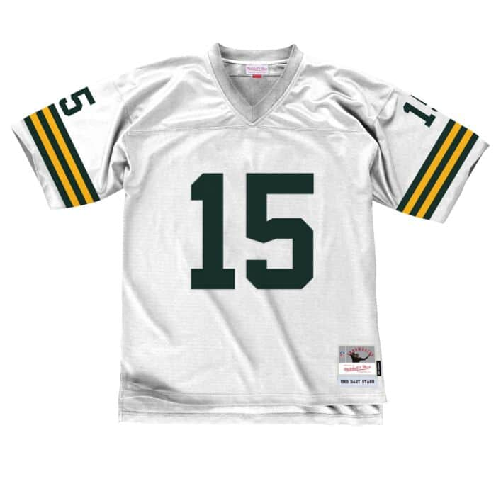 Legacy Bart Starr Green Bay Packers 1969 Jersey