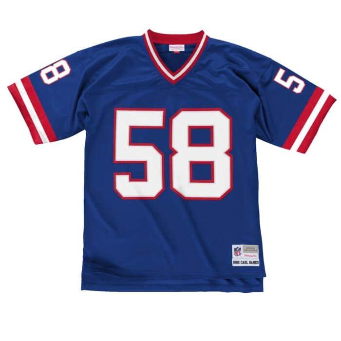Legacy Jersey New York Giants 1986 Carl Banks