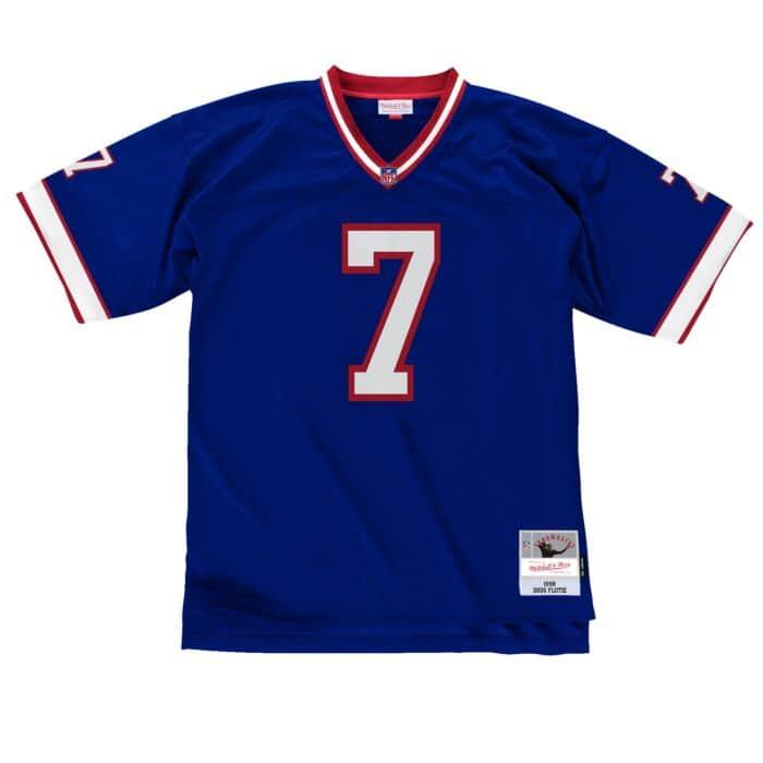 Legacy Doug Flutie Buffalo Bills 1998 Jersey