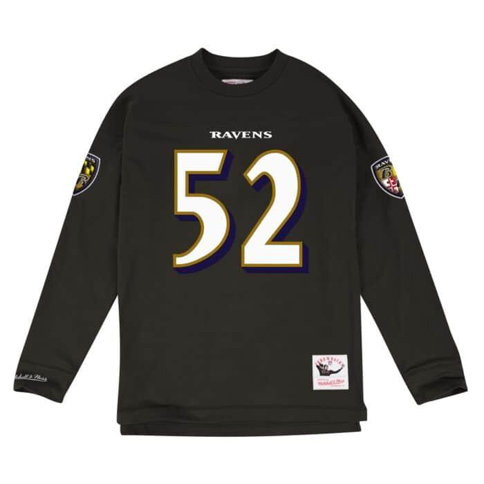 Name & Number Longsleeve Baltimore Ravens 2004 Ray Lewis