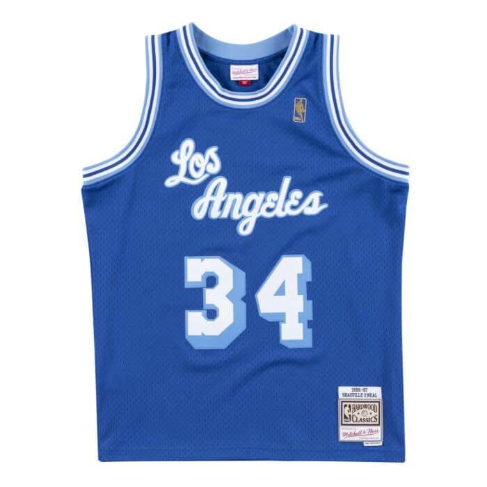 Swingman Jersey Los Angeles Lakers Alternate 1996-97 Shaquille O'Neal
